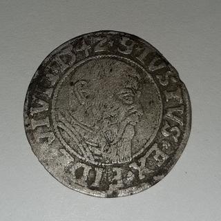 Пруссия 1грош 1641г.