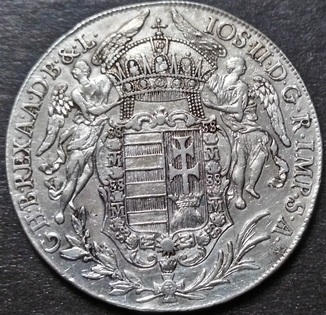 Австрия 1783г., Талер для Венгрии