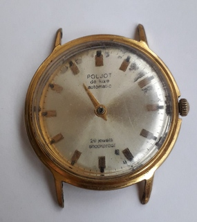 """Часы """"Poljot de luxe.Automatic"""" Au20"""