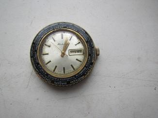 Часы Ракета города AU 10