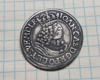 Орт 1661 Торунь
