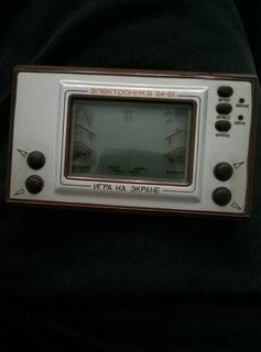Игра электроника 24-01