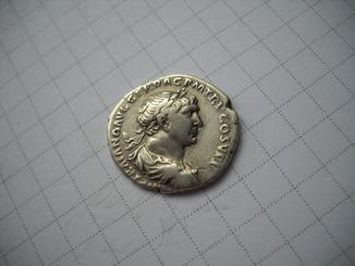 Денарий Траян (98-117)