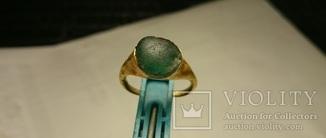 Золотой перстень Хазары конец 8 в.- начало 10 века