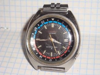 Часы seiko navigator timer 6117 - 6410 на восстановление