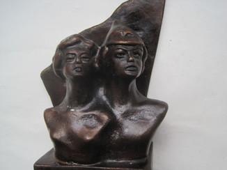 Скульптура Юность Комсомола
