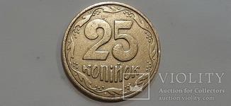 25 копеек 1992г. 2ГАм