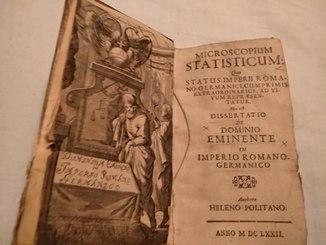 1672 История римской германской империи с загадочными маробилиями