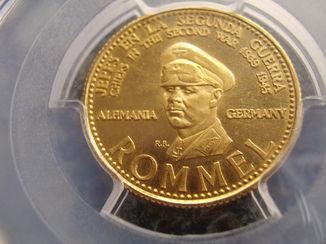 Rommel, частный Итало- Венесуельский банк, 1958г.