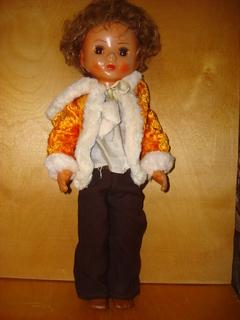 Кукла СССР 45 см. Ворошиловградская.