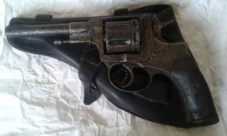 ММГ Револьвер Наган 1930 г. Под СХП. Родной сбор.