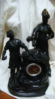Часы Касли, Хозяйка медной горы, рабочие