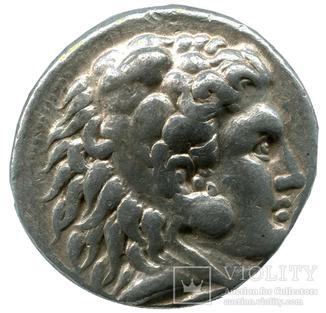 Тетрадрахма 336-323г. до н. э. Александр Македонский