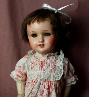 Антикварная кукла Unis 301 France