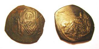 Михаил VIII Палеолог 2 монеты