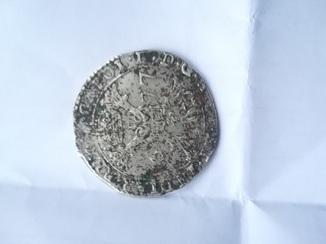 Талер 1677 год