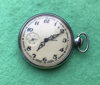 Часы Молния ЧЧЗ 1960 года на ходу