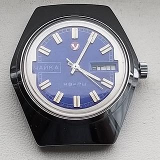 Часы Чайка кварц на ходу