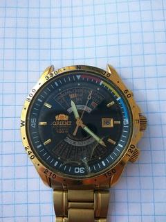 Часы Orient Multi Calendar 100 m