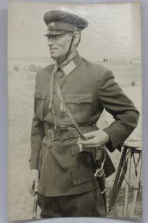 Фото Генерал-полковник УНР и солдаты ПМВ