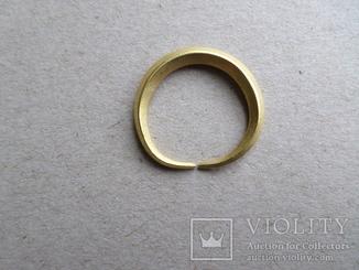 Кольцо Au