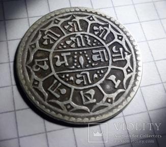 Монета Непала XVIII век