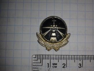 Знак различия наземной службы гражданской авиации СССР