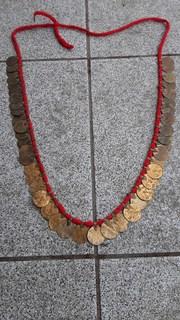 Большая вязка османских монет- дукачей сред. 19 века