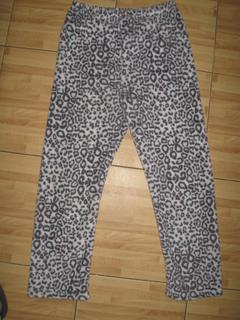 Теплі хатні штани піжама на 10-11 років