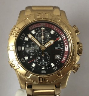 Часы Festina Chrono Bike F16287