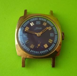 Часы. ЗиМ / Ау 10