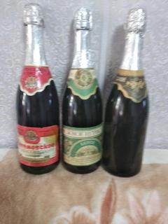 Шампанское СССР 1969 года ретро запечатанное