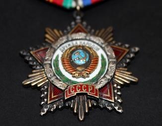 Орден Дружбы народов СССР №34657