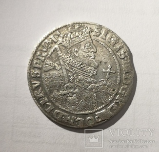 Орт Сигизмунда III 1622 год (BD22-145) R2