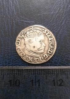 Трояк Стефан Баторій. 1585 р.
