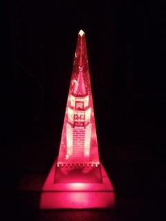Лампа-ночник СССР,Кремль