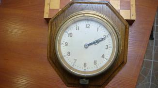 Часы каютные палубные корабельные 1954 г