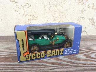 Руссо-Балт С24-40. Торпедо «Родная коробка»