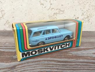 Москвич 427 Аэрофлот «Родная коробка»
