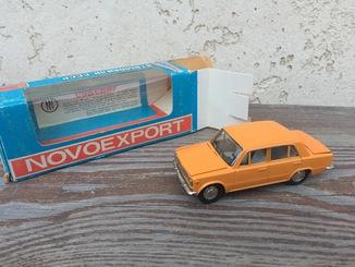 ВАЗ 2101 Модель А9 «Родная коробка»
