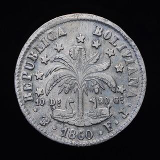 8 Соль 1860, Боливия