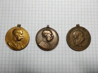 Медалі Франца Йосифа
