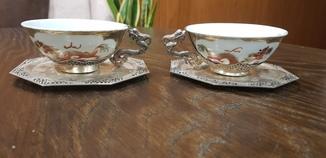 2 чашки для чая