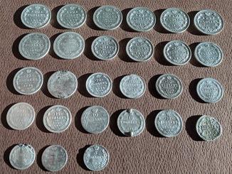 27 монет