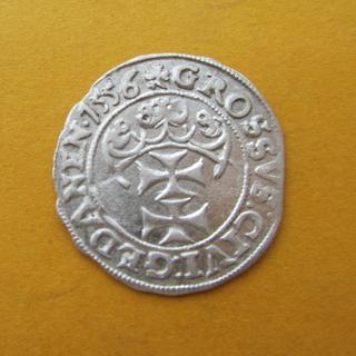 Грош 1556 р