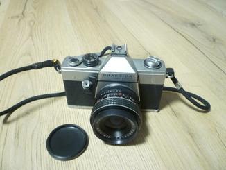 Фотоапарат PRAKTICA super TL2