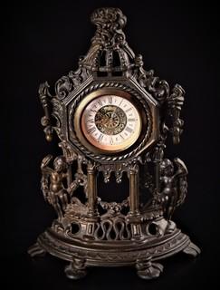 Часы интерьерные Настольные каминные