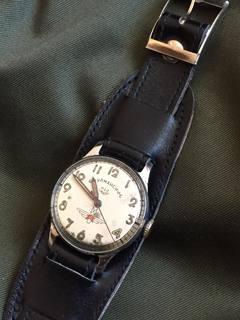 Часы ( Штурманские первый тип) с функцией стоп секунда.