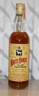 Виски White Horse - 1990s