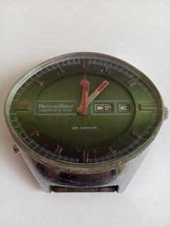 Часы Чайка стадион.